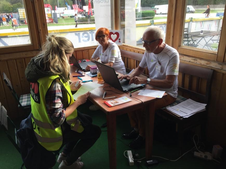 'Große Typisierungsaktion auf der Trabrennbahn in Wels'-Bild-4