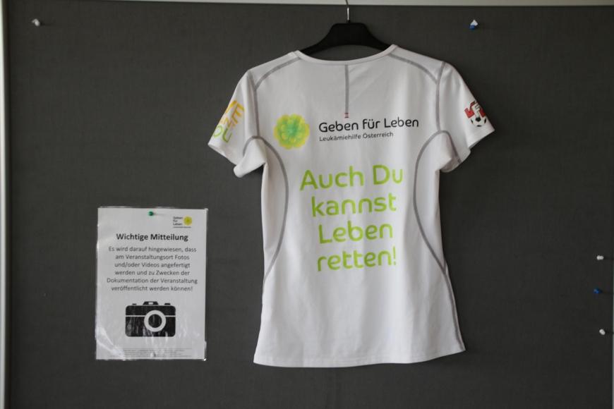 'Typisierungsaktion am Selbsthilfetag der FH Vorarlberg in Dornbirn'-Bild-2