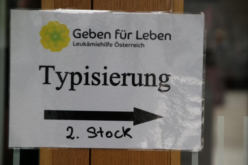 'Typisierungsaktion am Selbsthilfetag der FH Vorarlberg in Dornbirn'-Bild-3