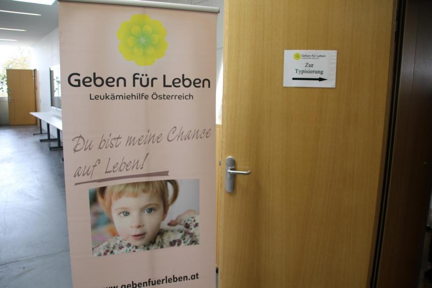 'Typisierungsaktion am Selbsthilfetag der FH Vorarlberg in Dornbirn'-Bild-6
