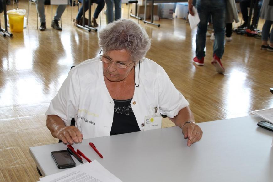 'Typisierungsaktion am Selbsthilfetag der FH Vorarlberg in Dornbirn'-Bild-8