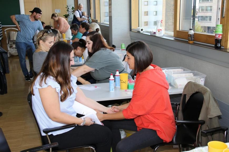 'Typisierungsaktion am Selbsthilfetag der FH Vorarlberg in Dornbirn'-Bild-12