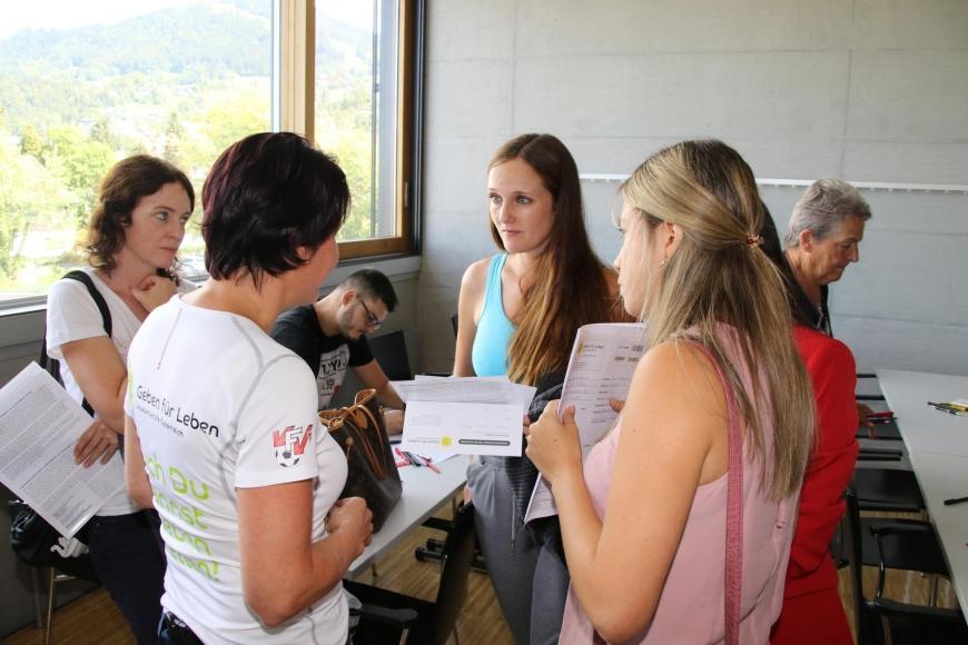 'Typisierungsaktion am Selbsthilfetag der FH Vorarlberg in Dornbirn'-Bild-17