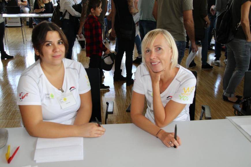 'Typisierungsaktion am Selbsthilfetag der FH Vorarlberg in Dornbirn'-Bild-22