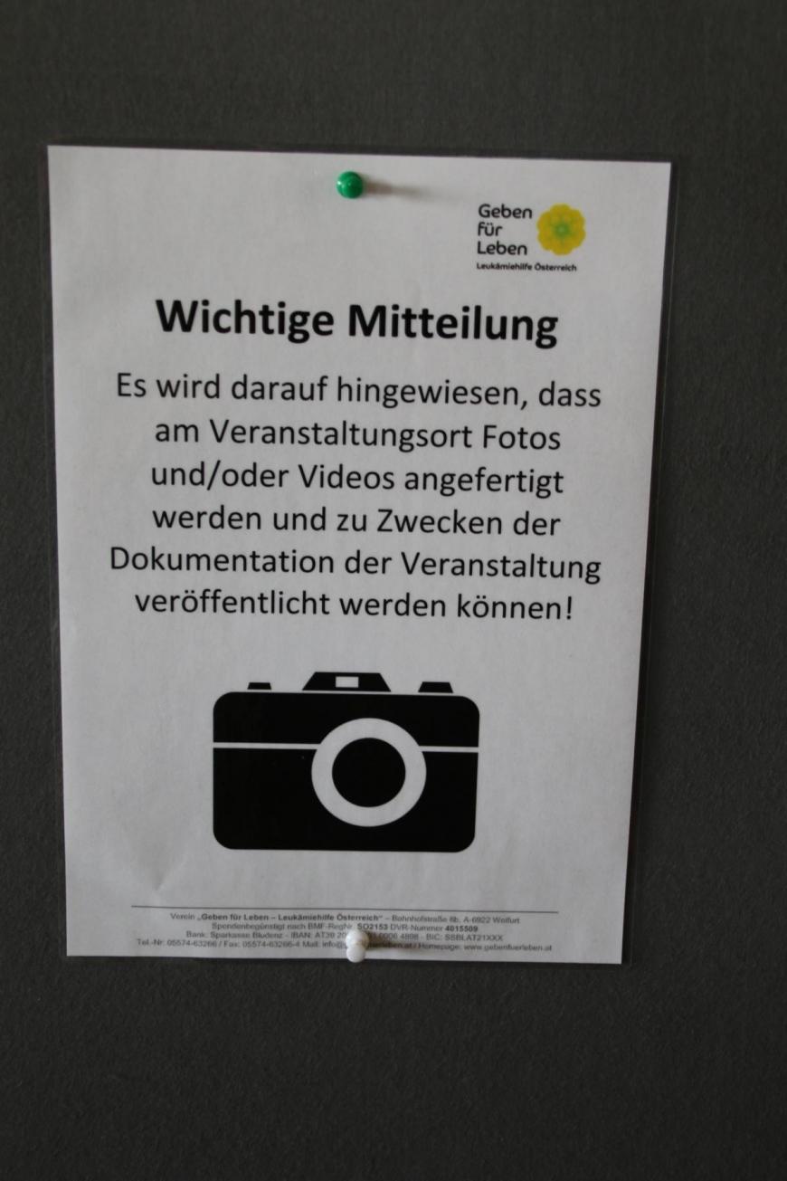 'Typisierungsaktion am Selbsthilfetag der FH Vorarlberg in Dornbirn'-Bild-29
