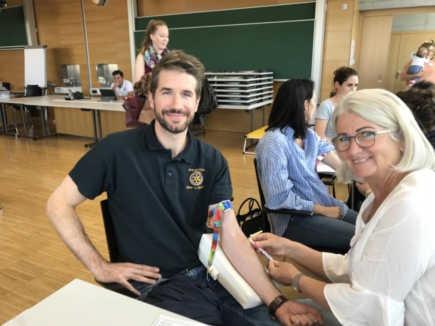 'Typisierungsaktion am Selbsthilfetag der FH Vorarlberg in Dornbirn'-Bild-38