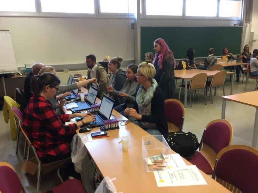 'Typisierungsaktion in Villach schenkt wieder Hoffnung'-Bild-4