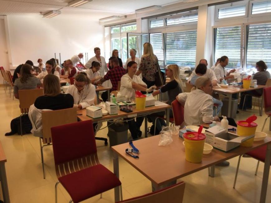 'Große Typisierungsaktion in Klagenfurt bringt viel Hoffnung'-Bild-12