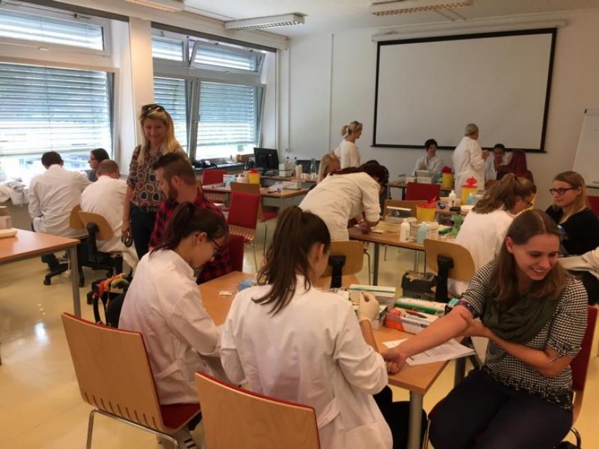 'Große Typisierungsaktion in Klagenfurt bringt viel Hoffnung'-Bild-13