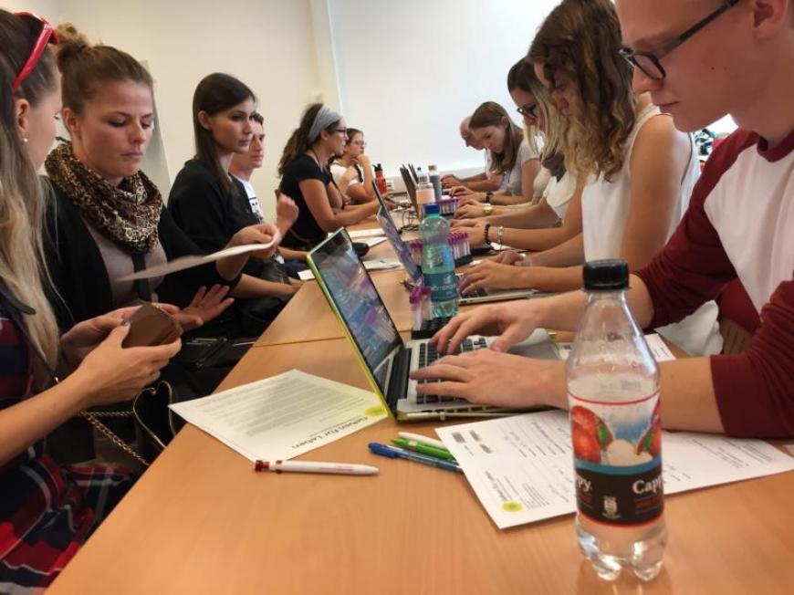 'Große Typisierungsaktion in Klagenfurt bringt viel Hoffnung'-Bild-14