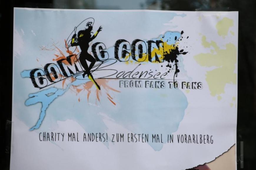 'Intergalaktische Hilfe auf erster Comic Con am Bodensee'-Bild-2