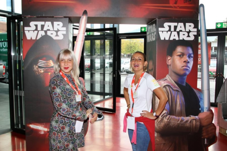 'Intergalaktische Hilfe auf erster Comic Con am Bodensee'-Bild-8