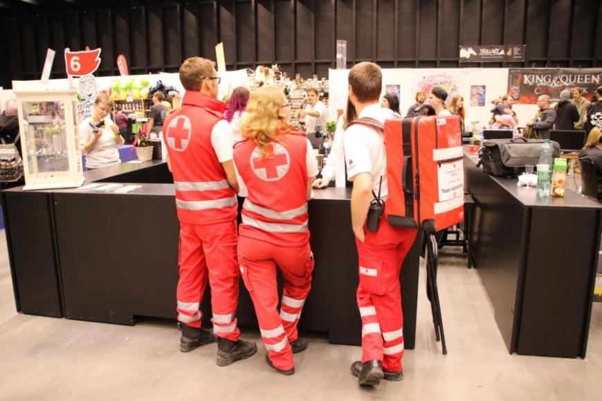 'Intergalaktische Hilfe auf erster Comic Con am Bodensee'-Bild-12