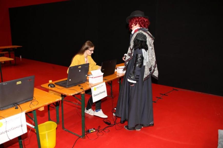 'Intergalaktische Hilfe auf erster Comic Con am Bodensee'-Bild-13