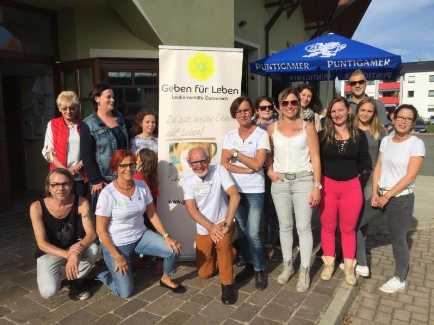 'Typisierungsaktion in der Steiermark mit toller Unterstützung'-Bild-10