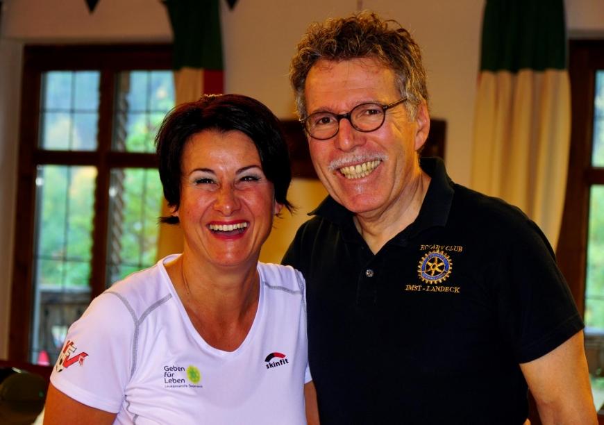 'Große Typisierungsaktion mit dem Rotary Club für kleinen Buben aus Imst'-Bild-5