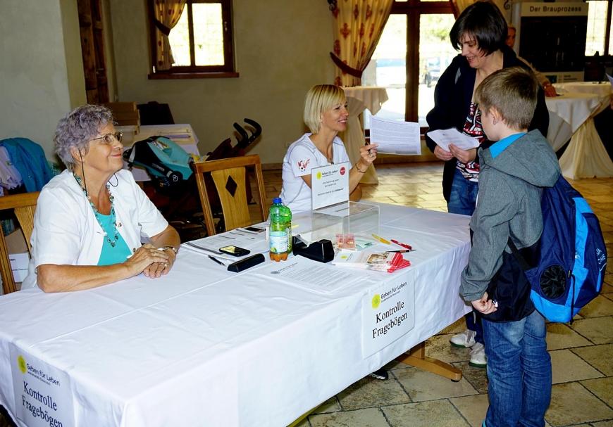 'Große Typisierungsaktion mit dem Rotary Club für kleinen Buben aus Imst'-Bild-18