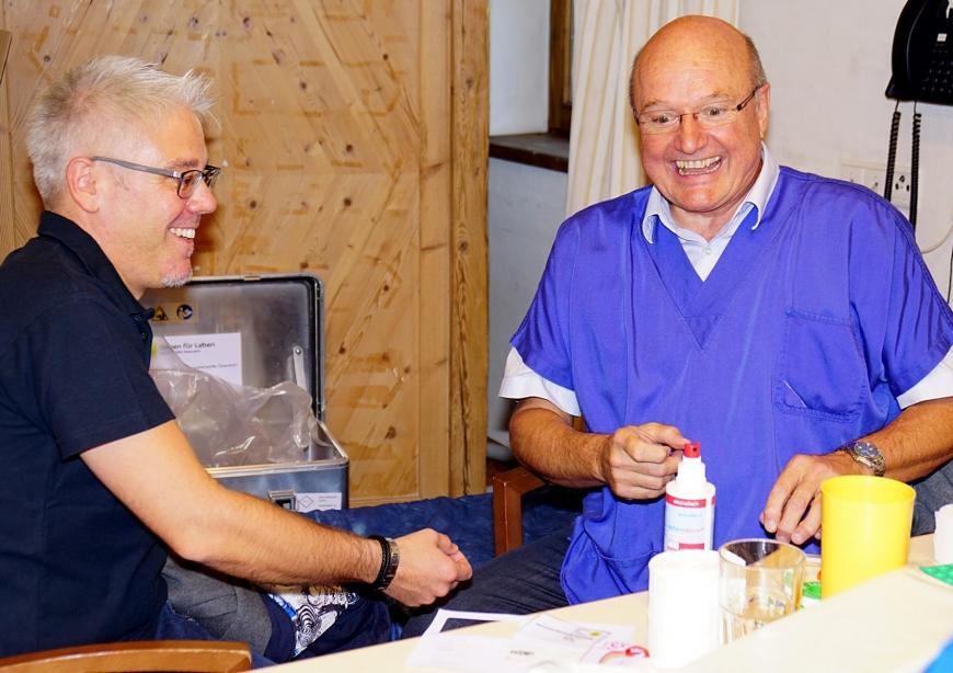 'Große Typisierungsaktion mit dem Rotary Club für kleinen Buben aus Imst'-Bild-39