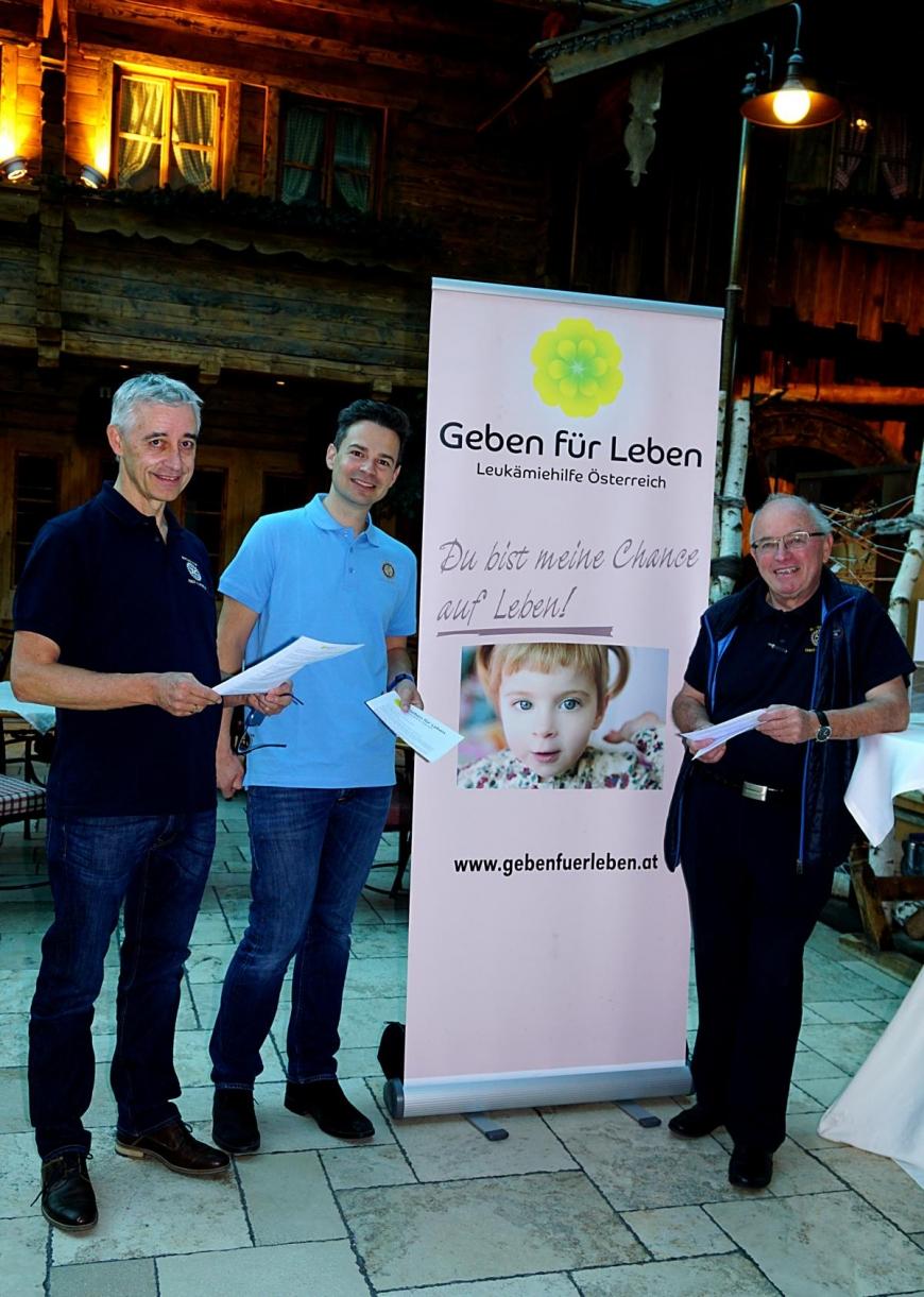 'Große Typisierungsaktion mit dem Rotary Club für kleinen Buben aus Imst'-Bild-57