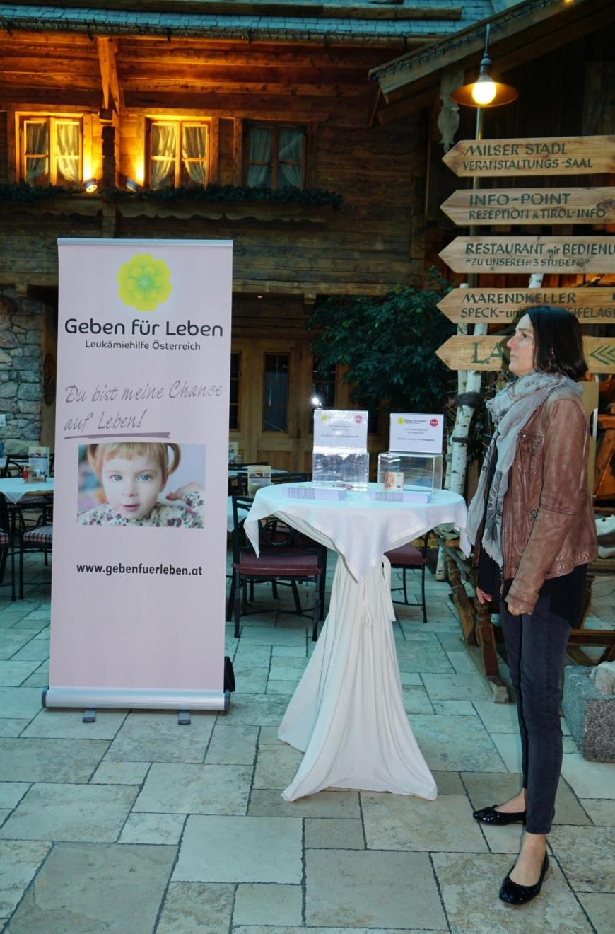 'Große Typisierungsaktion mit dem Rotary Club für kleinen Buben aus Imst'-Bild-58