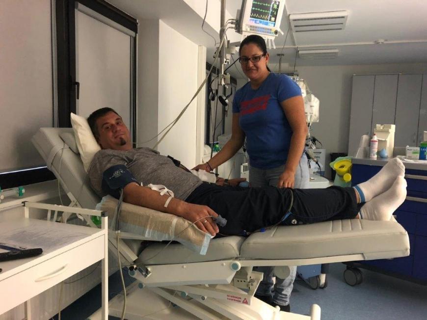'Robert Schmölzer schenkte Hoffnung durch gesunde Stammzellen'-Bild-1