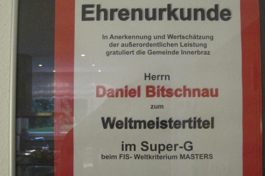 'Super-G Weltmeister Daniel Bitschnau rettet ein Leben!'-Bild-1