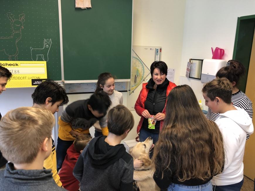 '2a-Klasse der MS Kirchdorf Lustenau zeigt fantastisches Engagement'-Bild-4