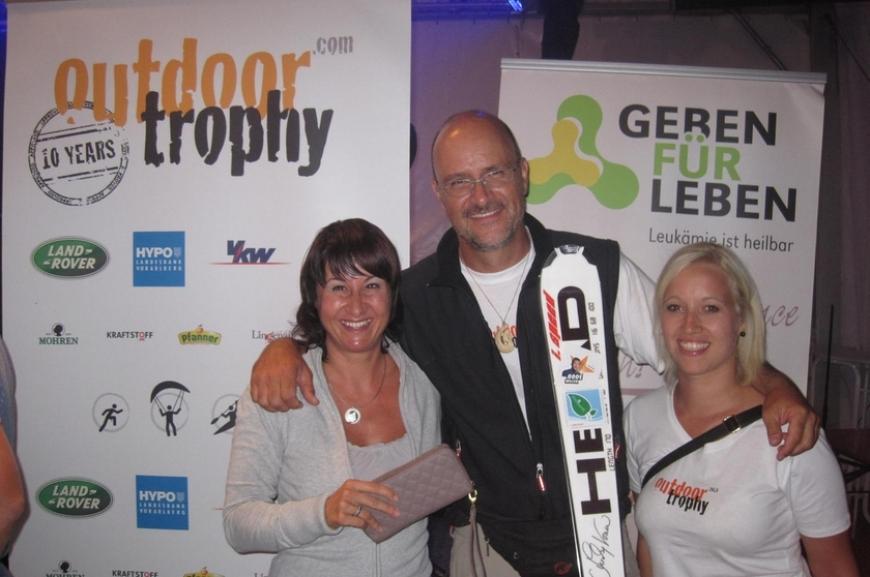 'High Five unterstützt durch Tombola bei Outdoor Trophy!'-Bild-1