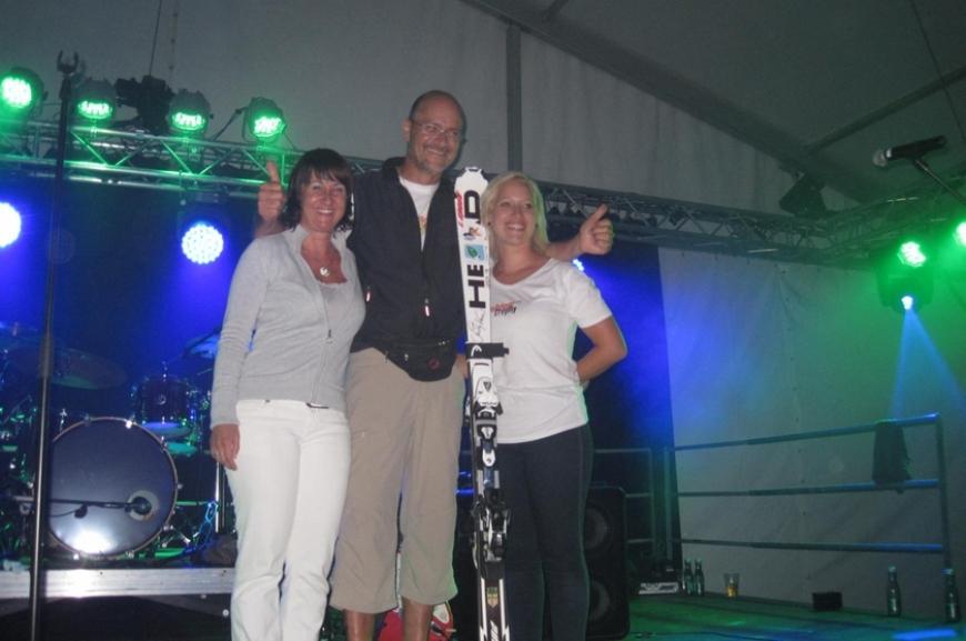 'High Five unterstützt durch Tombola bei Outdoor Trophy!'-Bild-24