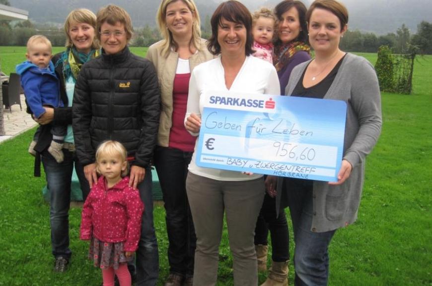 'Hörbranzer Mütter organisierten Spendenaktionen!'-Bild-2
