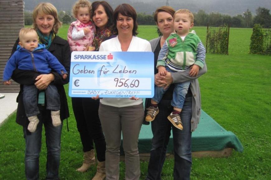 'Hörbranzer Mütter organisierten Spendenaktionen!'-Bild-3