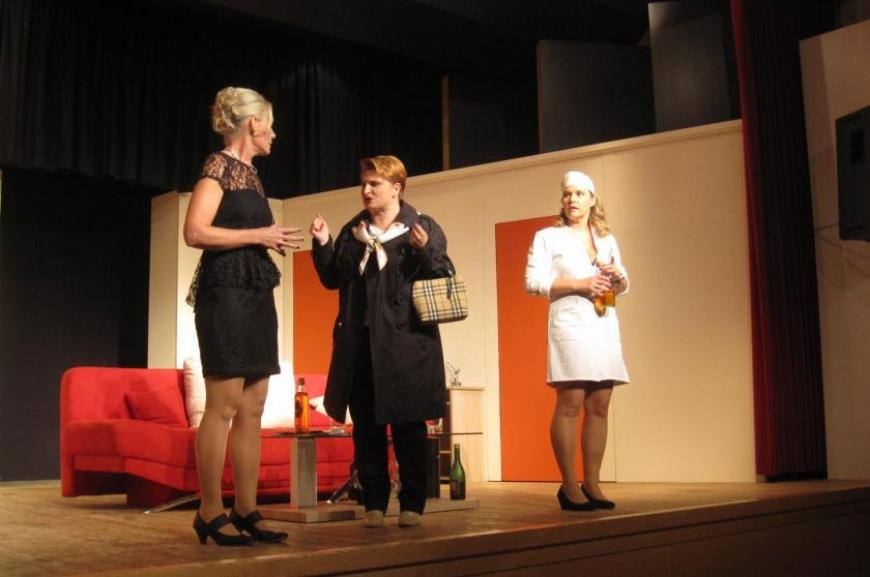 'Theatergruppe Doren spendet bei Premiere € 700,-!'-Bild-3