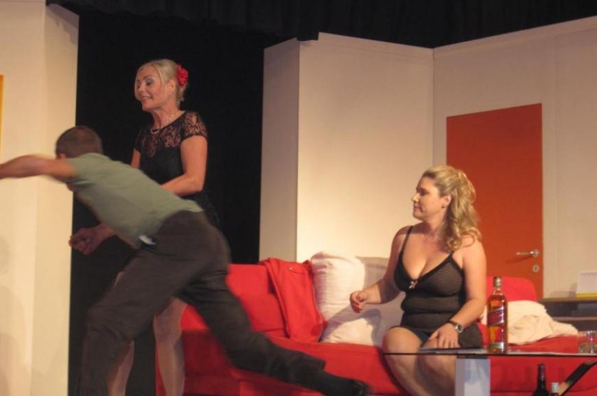 'Theatergruppe Doren spendet bei Premiere € 700,-!'-Bild-4