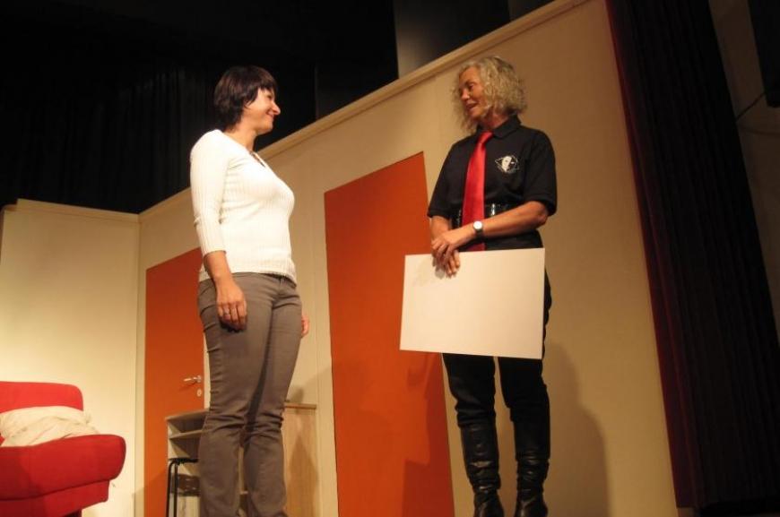 'Theatergruppe Doren spendet bei Premiere € 700,-!'-Bild-7