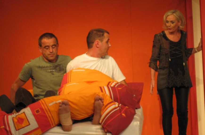 'Theatergruppe Doren spendet bei Premiere € 700,-!'-Bild-8