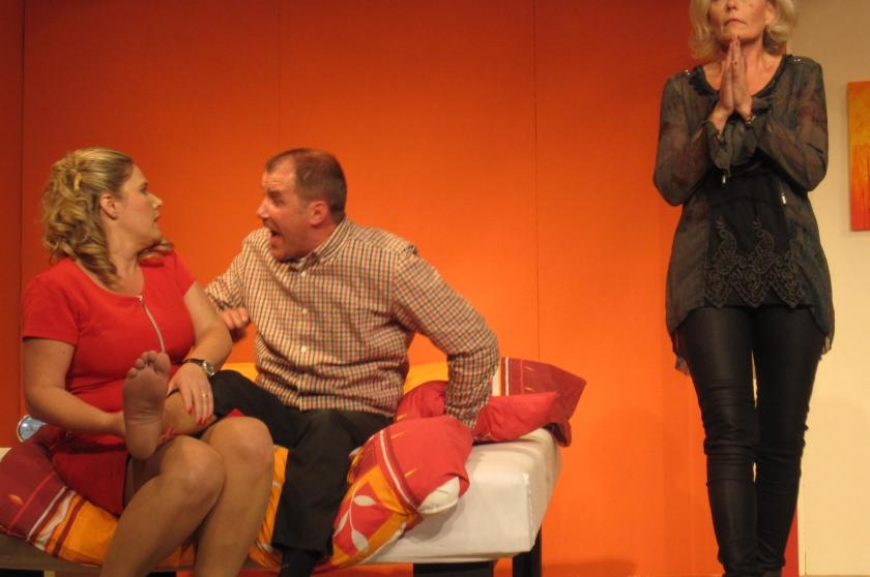 'Theatergruppe Doren spendet bei Premiere € 700,-!'-Bild-12