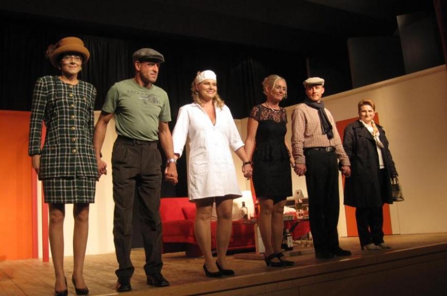 'Theatergruppe Doren spendet bei Premiere € 700,-!'-Bild-14