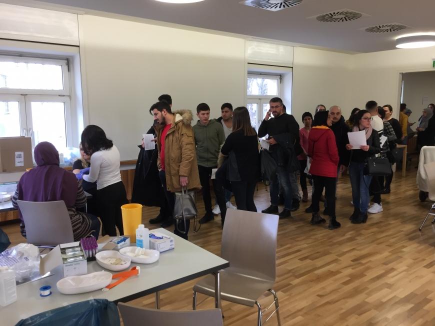 'Typisierungsaktion in Linz war ein voller Erfolg'-Bild-4