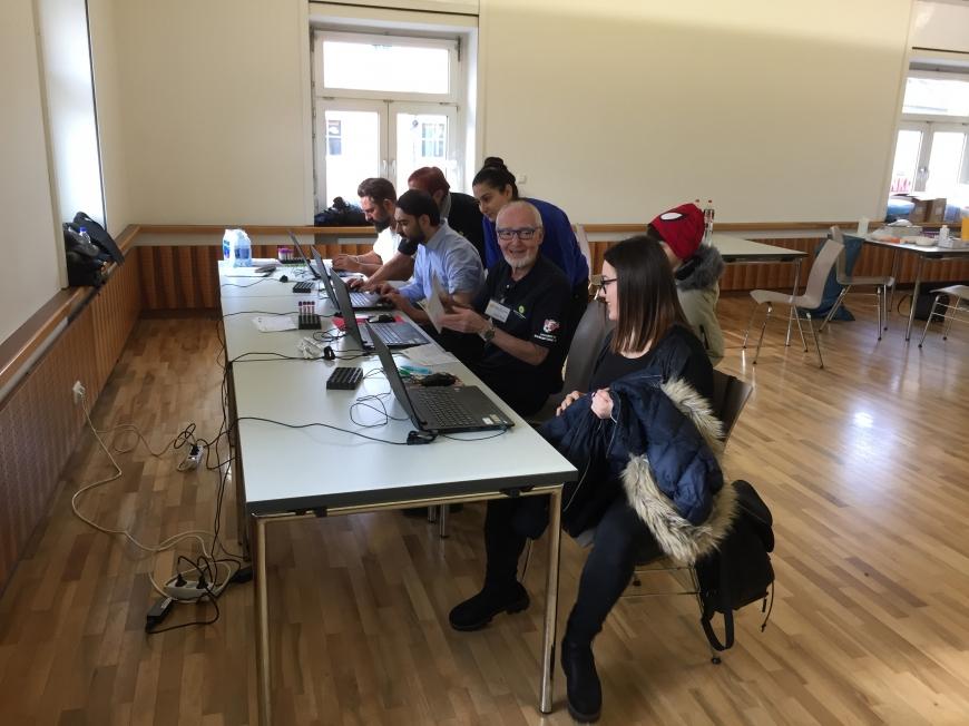 'Typisierungsaktion in Linz war ein voller Erfolg'-Bild-12