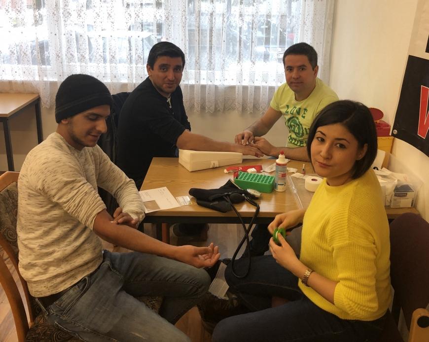 'Erneute Unterstützung von zwei treuen HelferInnen in der türkischen Gemeinde'-Bild-3