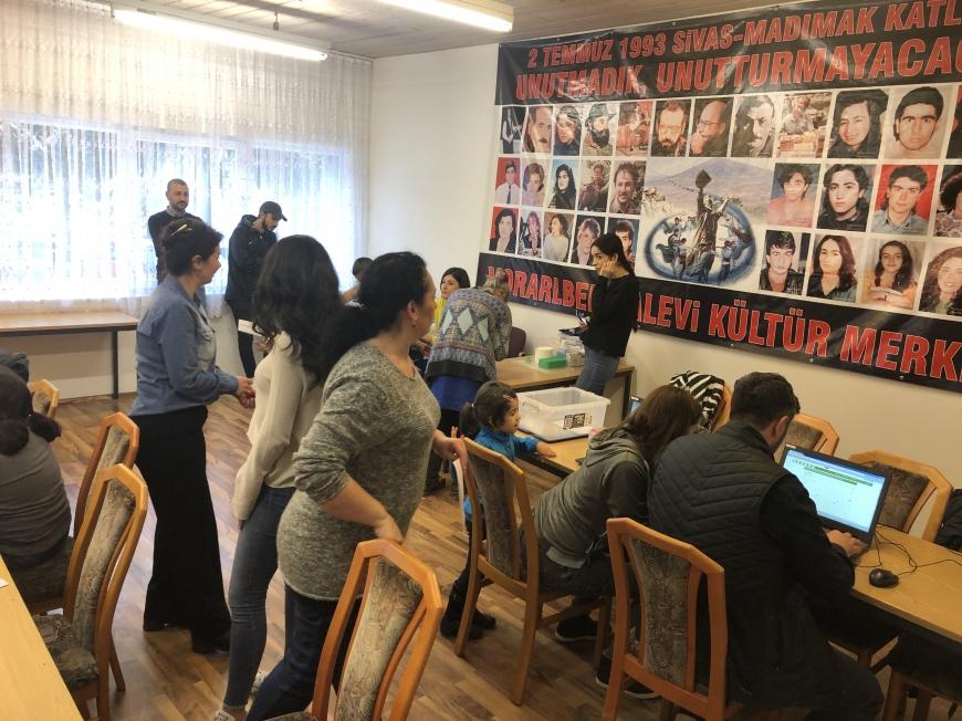'Erneute Unterstützung von zwei treuen HelferInnen in der türkischen Gemeinde'-Bild-6