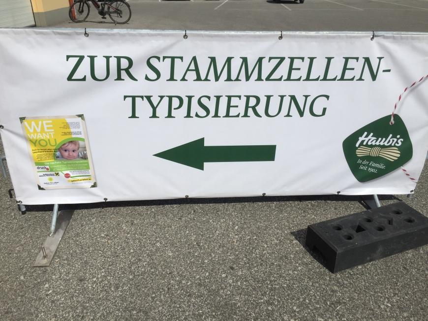 'Typisierungsaktion im Haubiversum mit beachtlichem Erfolg an Neutypisierungen'-Bild-8