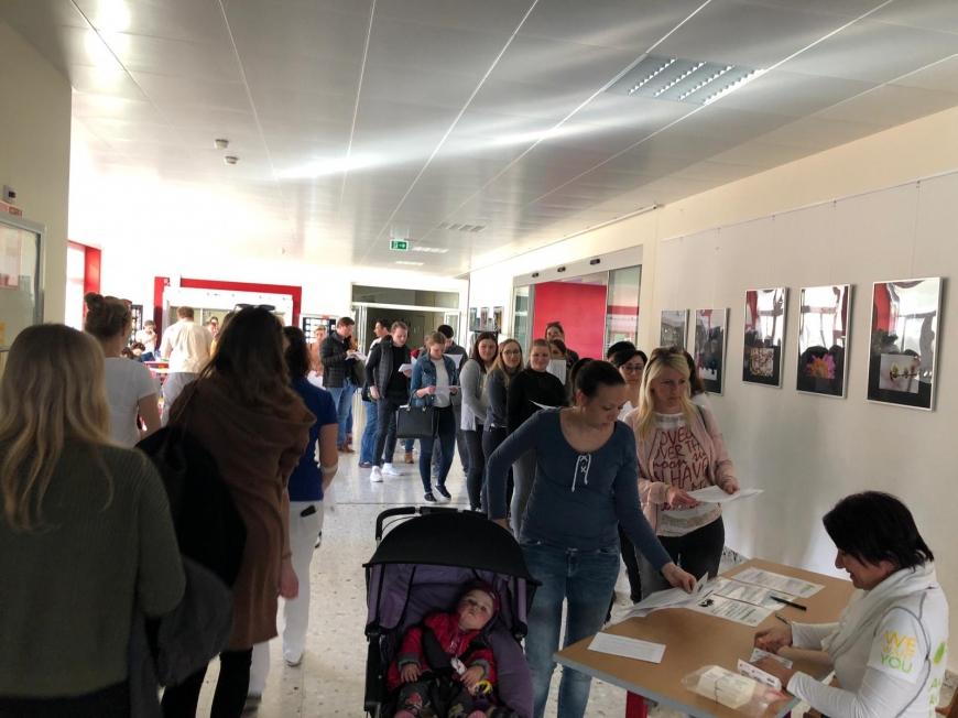 'Großartige Typisierungsaktion in Salzburg durch Firmprojekt schlägt hohe Wellen'-Bild-1