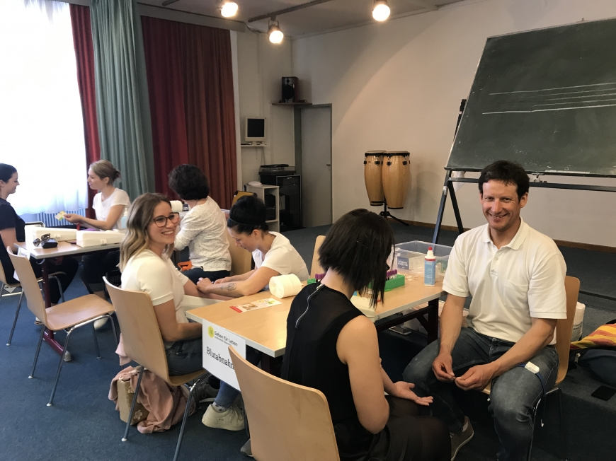 'Großartige Typisierungsaktion in Salzburg durch Firmprojekt schlägt hohe Wellen'-Bild-7