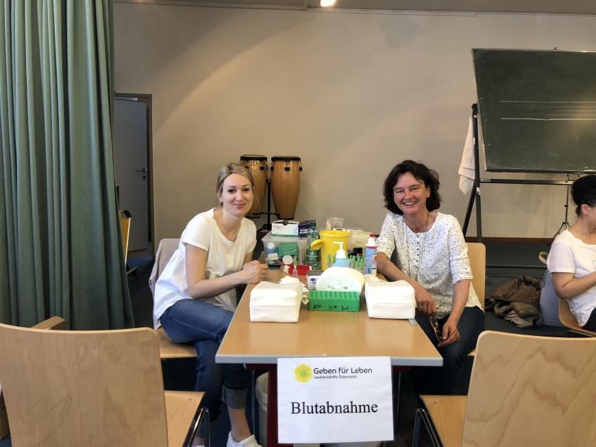 'Großartige Typisierungsaktion in Salzburg durch Firmprojekt schlägt hohe Wellen'-Bild-21