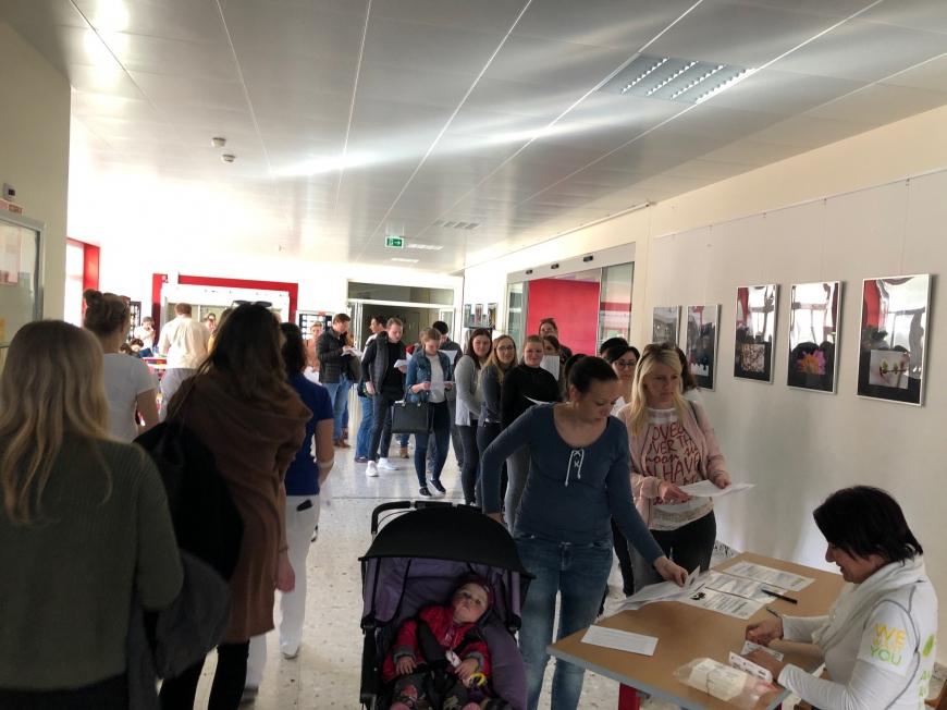 'Großartige Typisierungsaktion in Salzburg durch Firmprojekt schlägt hohe Wellen'-Bild-29