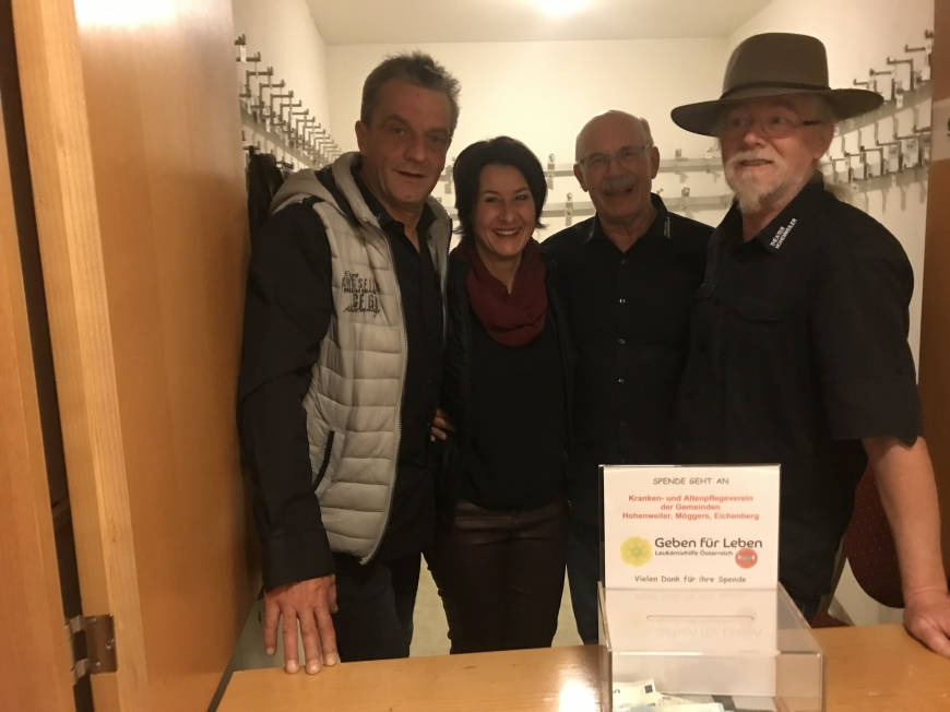 'Tolles Theater spendet Einnahmen an unseren Verein und an den Krankenpflegeverein Hohenweiler'-Bild-7