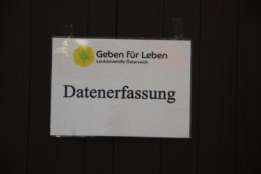 'Traditionelle Typisierungsaktion im Dornbirner Einkaufszentrum wieder ein Erfolg'-Bild-17