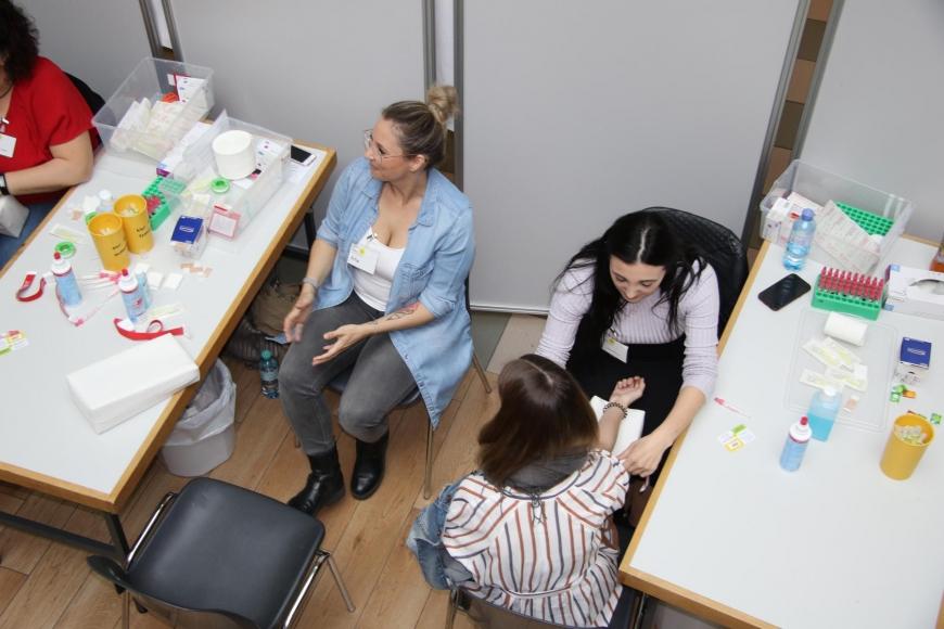 'Traditionelle Typisierungsaktion im Dornbirner Einkaufszentrum wieder ein Erfolg'-Bild-28