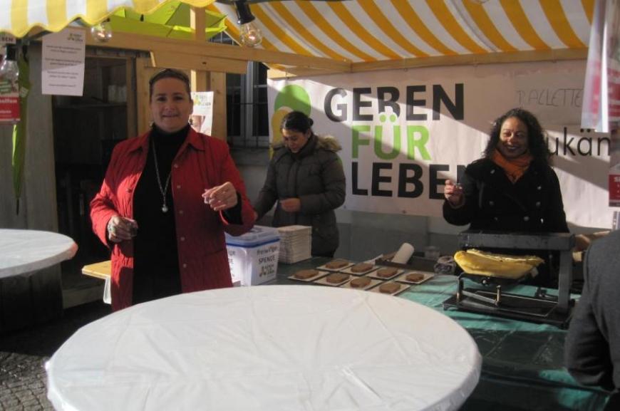 '1. Benefiz-Adventsmarkt in der Mehrerau!'-Bild-4